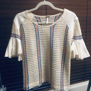 Knitted shirt
